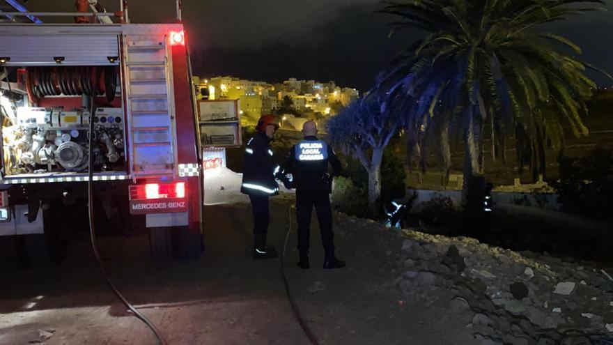 Conatos de incendio en Tamaraceite y en el Batán
