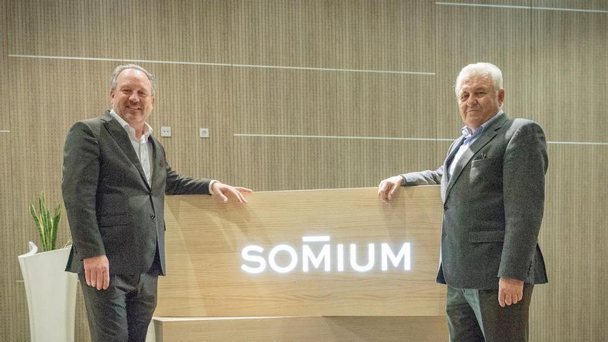 El Colegio de Arquitectos emite para Somium el primer certificado privado para acelerar las licencias de obras
