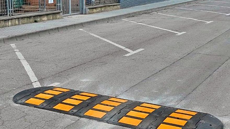 Més reductors als carrers de Bescanó