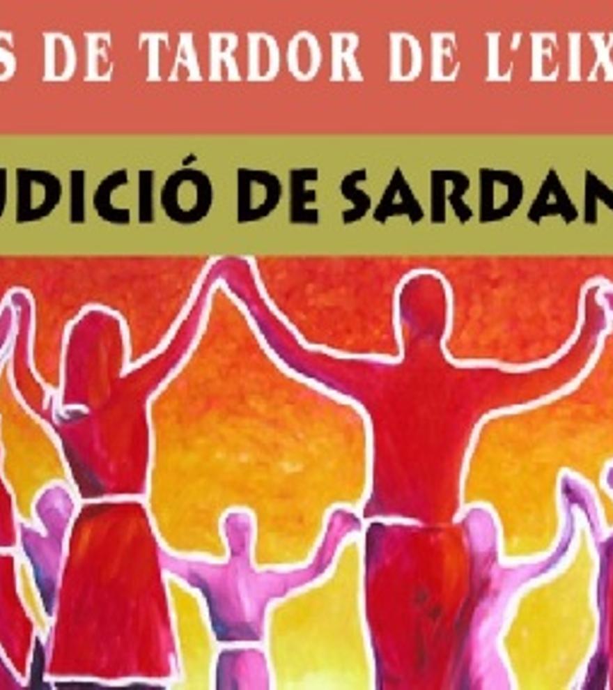 Audició de Sardanes