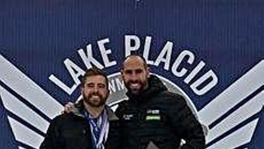 Ander Mirambell guanya per segona vegada la Copa Amèrica de skeleton
