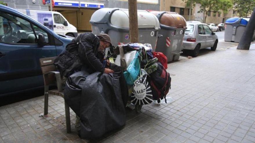 Cáritas asiste a 5.600 personas sin hogar en un año en Andalucía