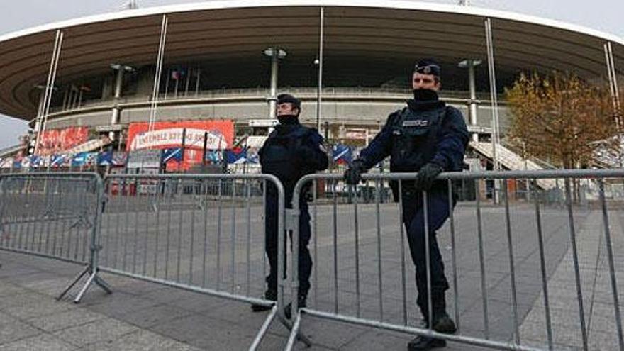 Las medidas antiterroristas en la Eurocopa de Francia