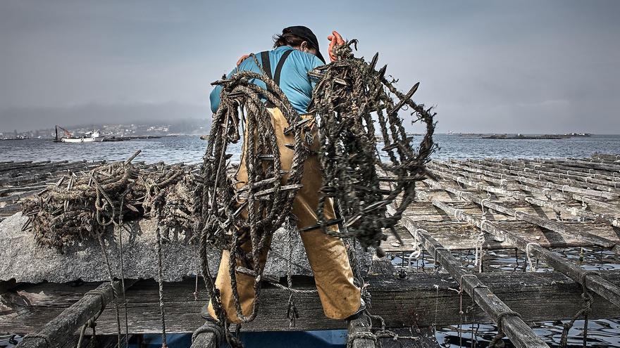 """""""La mujer y la mar"""", o como la fotografía ayuda a luchar por la igualdad"""