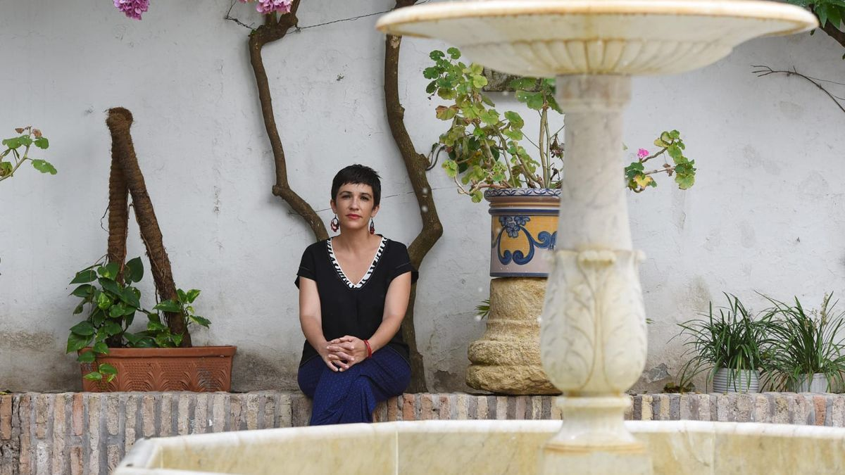 Isabel Morillas se reunió este viernes con colectivos de mujeres de la provincia de Córdoba.