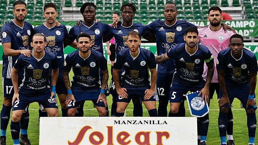 El Marino se viene de vacío de su visita al Atlético Sanluqueño