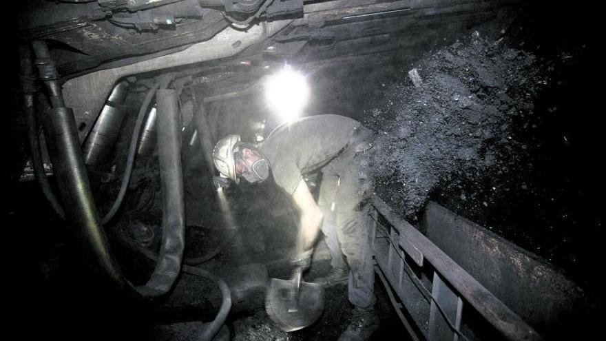 El valle del Caudal, con minería, tiene un 34% más de accidentes que el del Nalón
