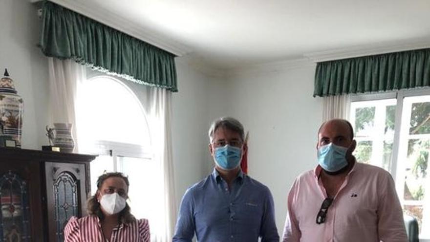 Tratan de averiguar el paradero de mil máscaras infantiles donadas al Concello en septiembre