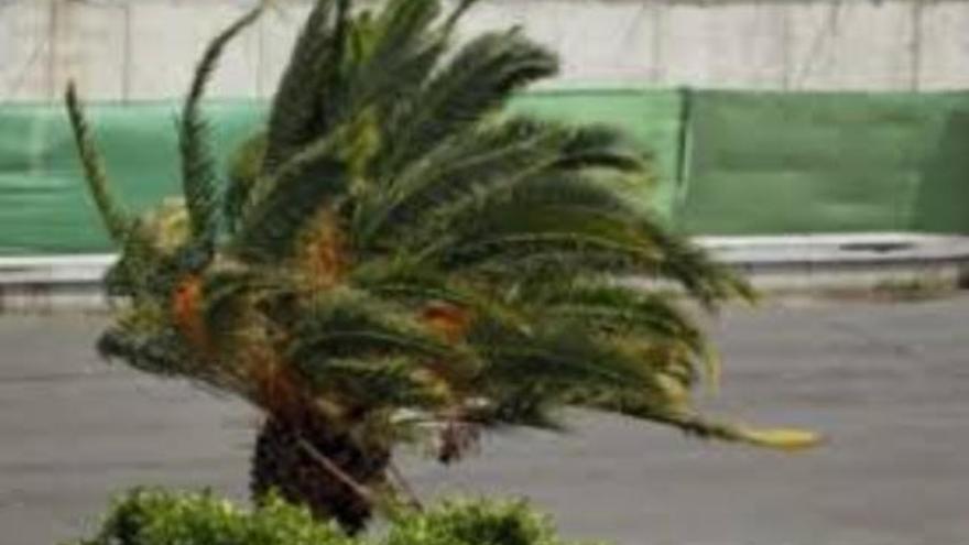 El mal tiempo obliga a cancelar todos los barcos entre Lanzarote y La Graciosa