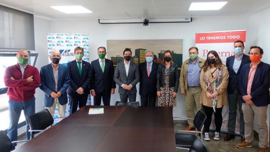 Asivalco e Iberdrola lanzan  en un polígono la primera Comunidad Energética Local