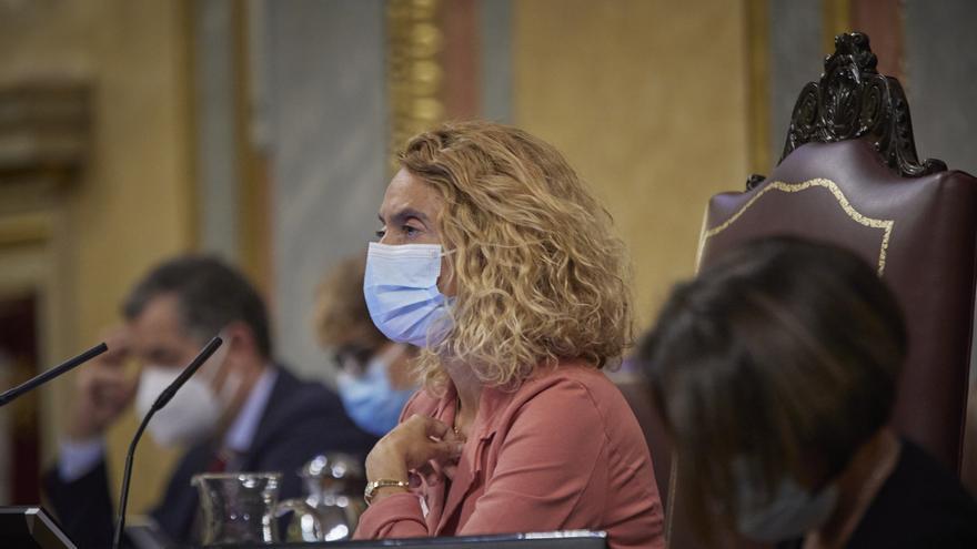 Bronca en la Mesa del Congreso por la retirada del escaño a Alberto Rodríguez