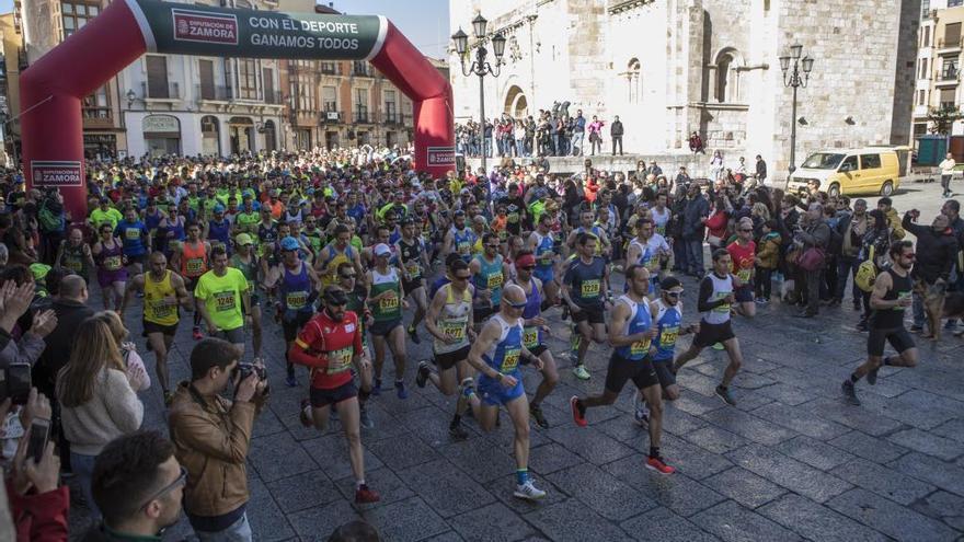 Suspendida la Media Maratón Ciudad de Zamora definitivamente