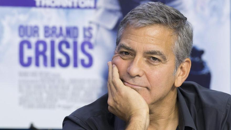 George Clooney anuncia el reparto de 'Good Morning, Midnight', su nueva película