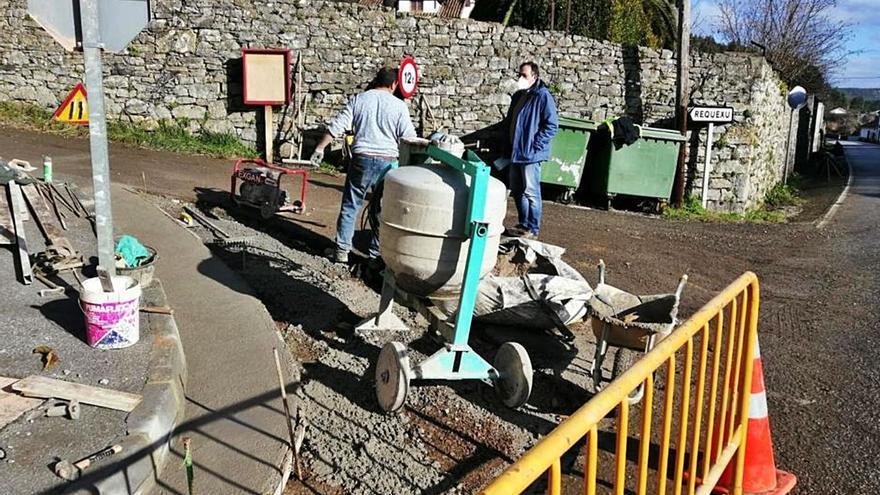 Villaviciosa acomete obras de urgencia para arreglar el colector de San Martín del Mar