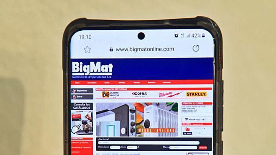 Bigmat Suministros Ampuriabrava, 35 anys oferint qualitat i preu al client