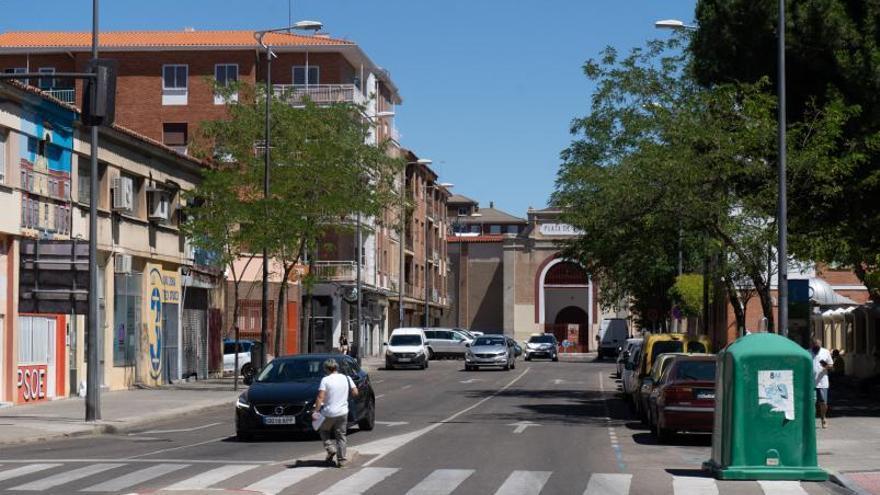 Los empresarios de la nueva zona ORA de Zamora, divididos con la medida