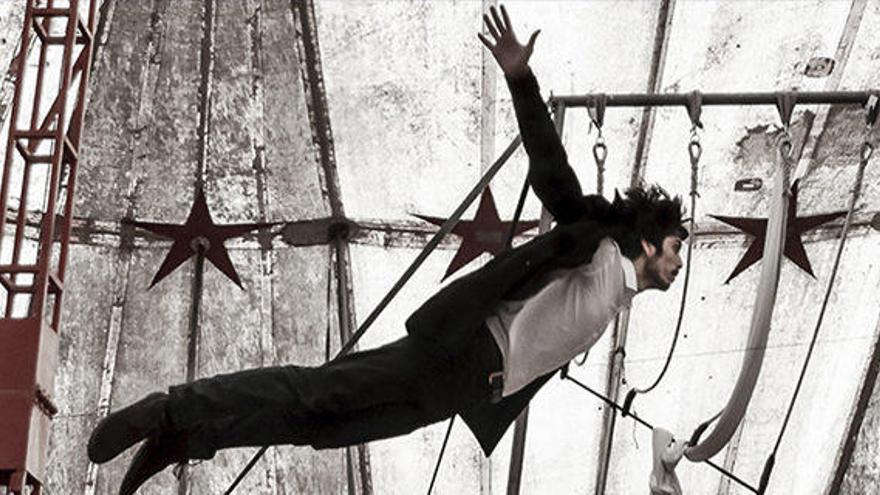 «Peter Pan» de la companyia l'Excèntrica inaugura la nova temporada d'El Maldà