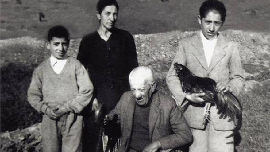 La huerta de los García y el 'tío Alfiler'