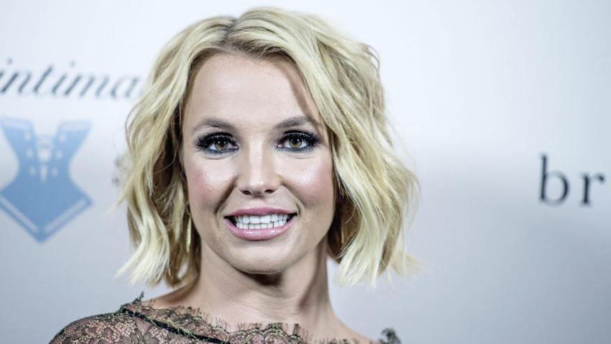 Britney Spears quemó por accidente el gimnasio de su casa