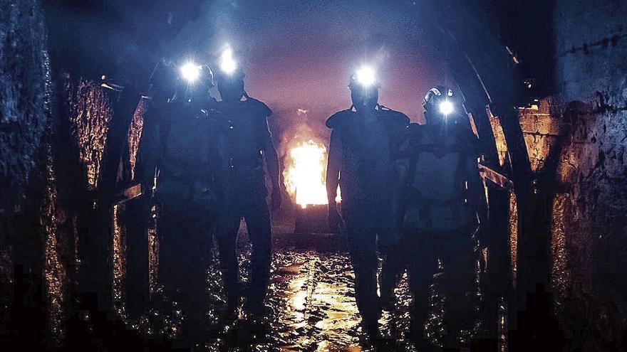 """¿Qué foi de los héroes asturianos""""? La Brigada minera, dos años depués del rescate de Julen"""