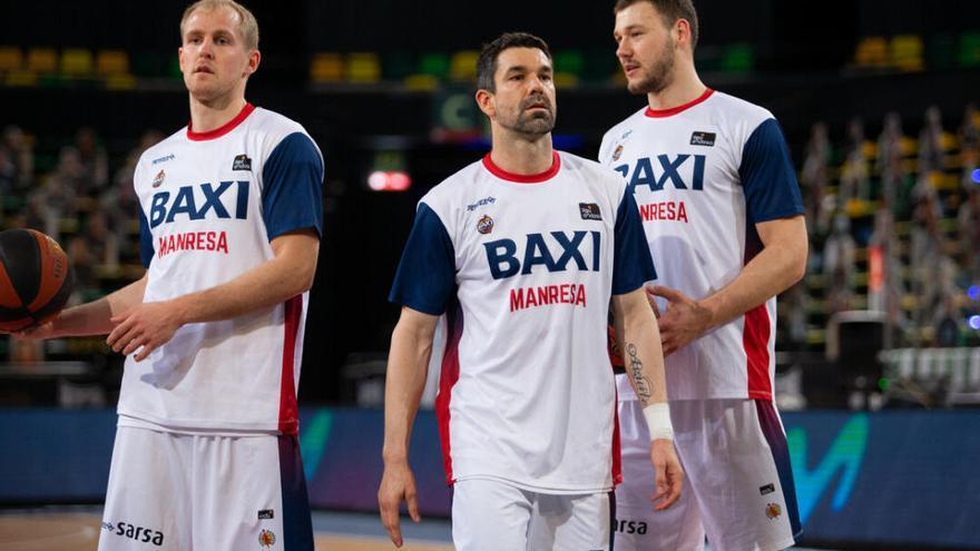 EN FOTOS | Bilbao Basket - Baxi Manresa