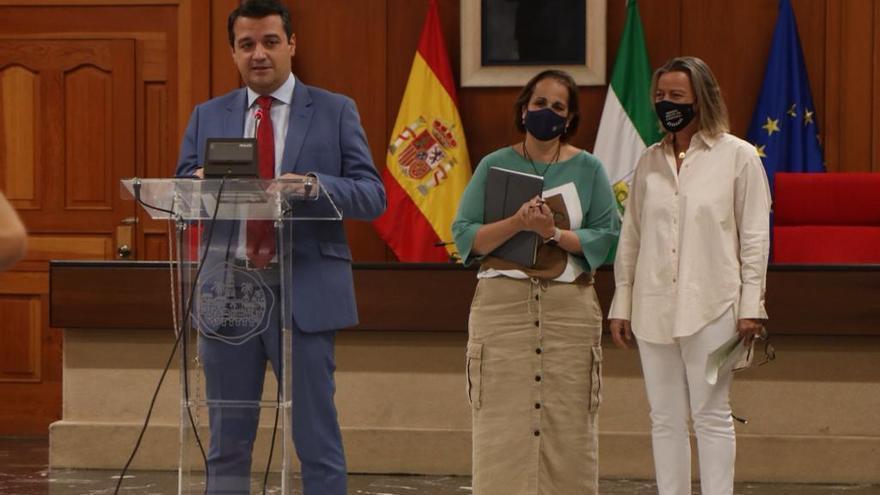 El Ayuntamiento de Córdoba presenta proyectos por valor de 18 millones a los fondos Next Generation
