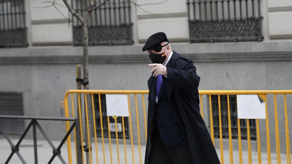 El excomisario Villarejo.