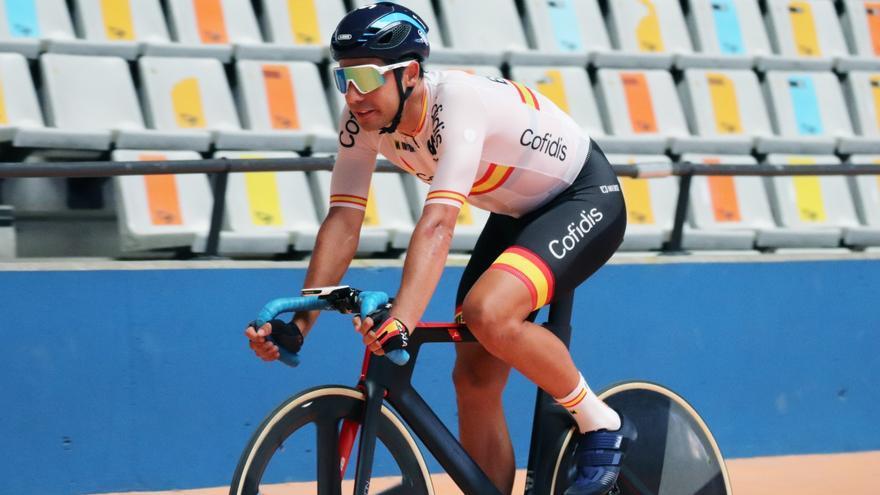 Sebastián Mora no puede revalidar el título de campeón de Europa de puntuación
