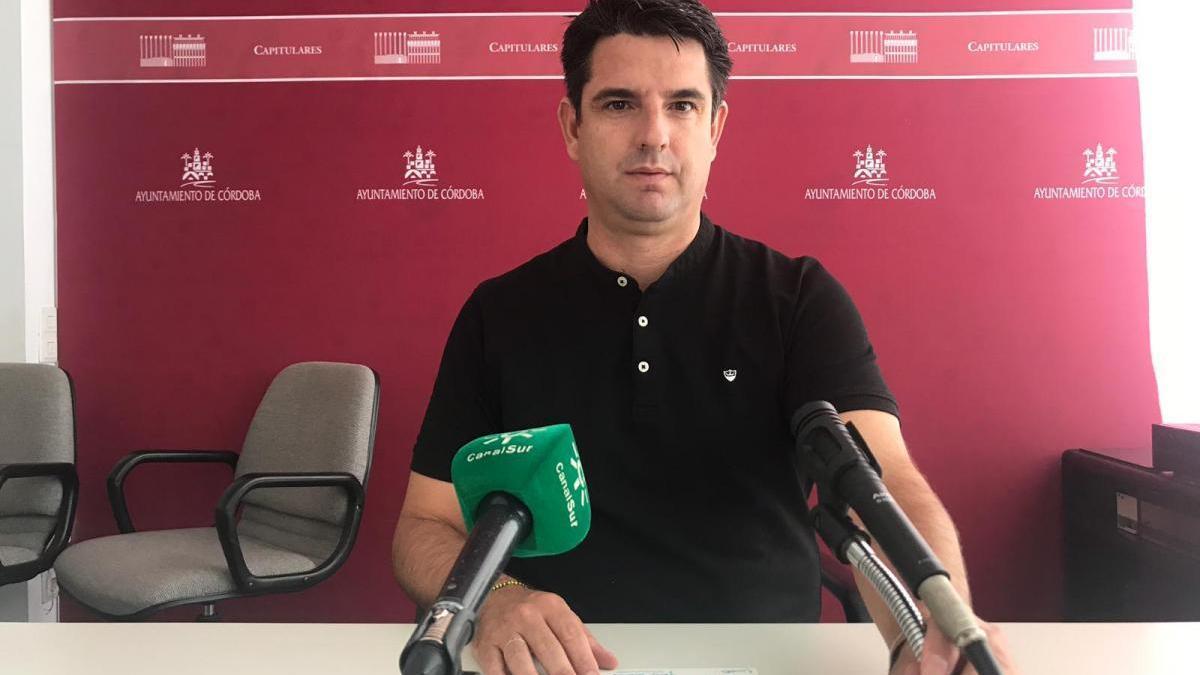 """Pedro García denuncia que en Urbanismo están ocurriendo """"cosas muy extrañas"""""""