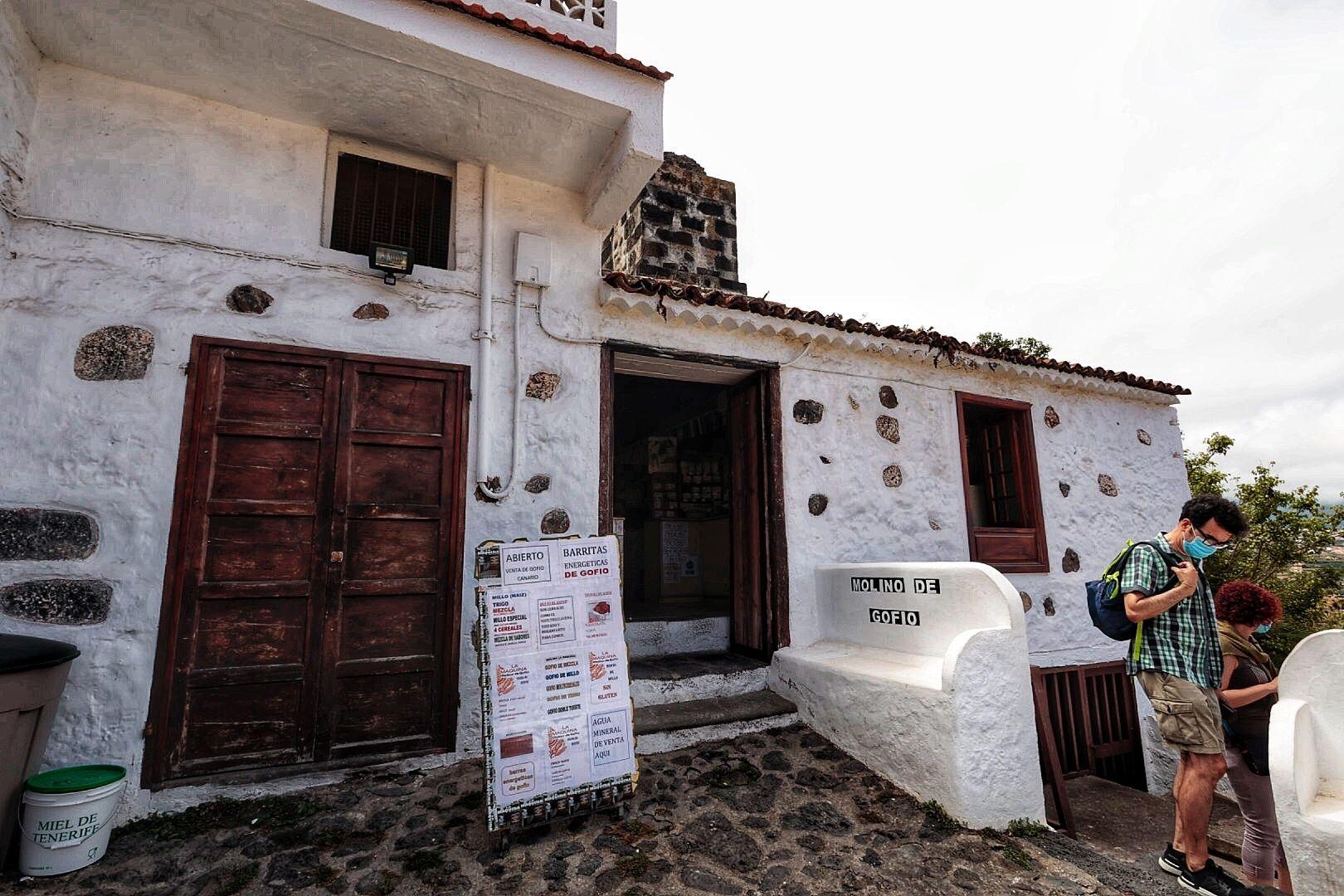 Molinos de La Orotava
