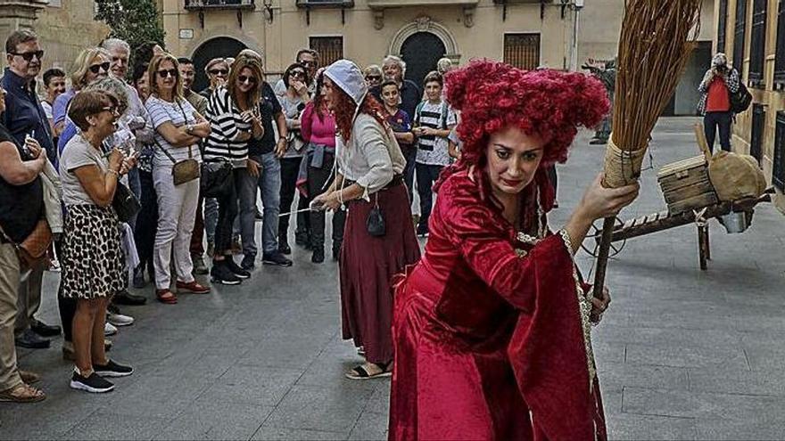 El Festival Medieval arranca hoy en las calles del centro y se prolongará hasta el día 1