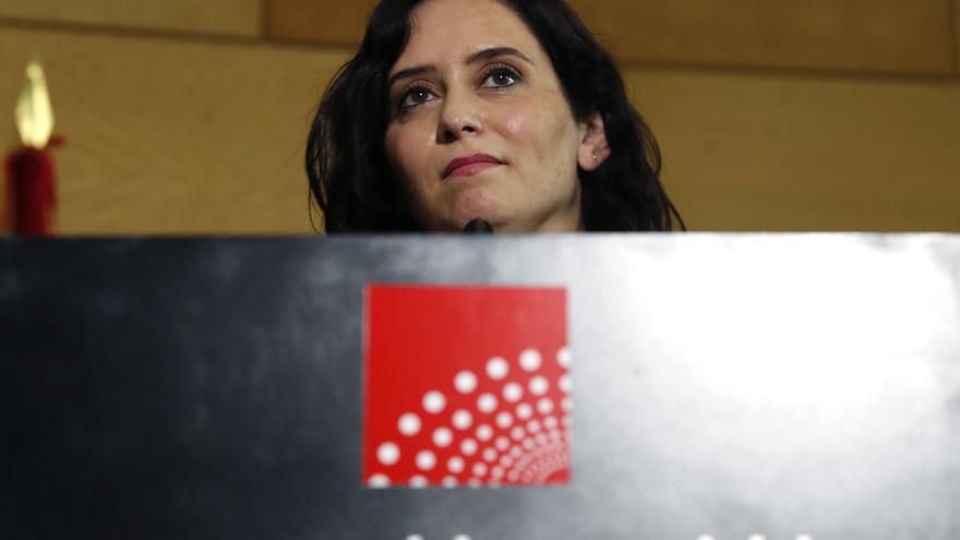 Directo | La Asamblea de Madrid celebra el debate de investidura de Ayuso