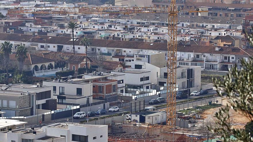Las reformas sostienen al sector de la construcción con el 65 % de las licencias de obras
