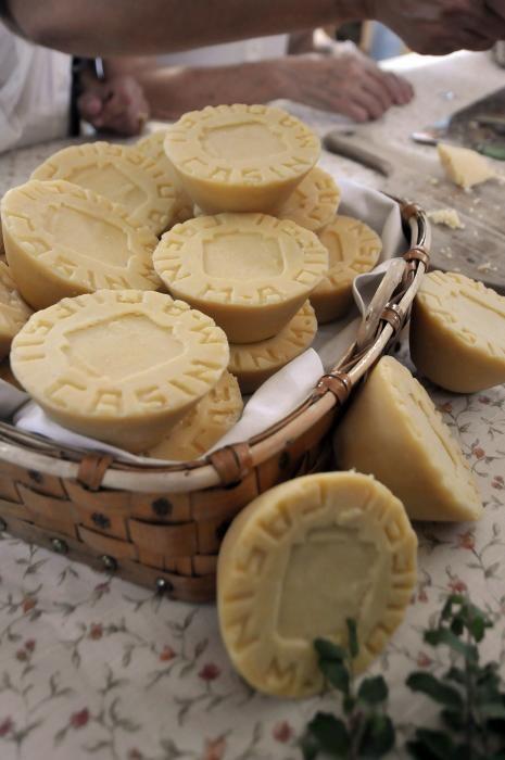 Feria del queso Casín