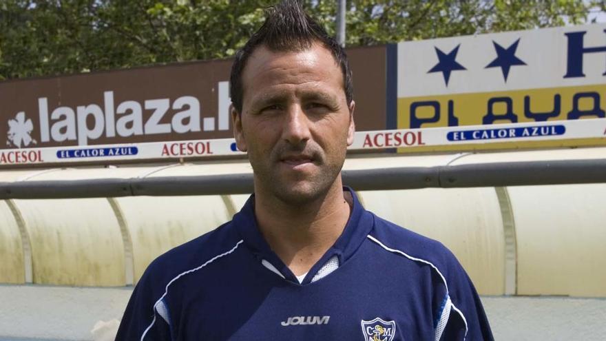 Detenido en Gijón por malos tratos José Manuel Colmenero, exjugador del Sporting, Mallorca y Depor