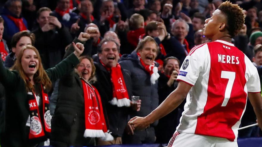 Cristiano marca a Amsterdam però l'Ajax es manté viu a l'eliminatòria