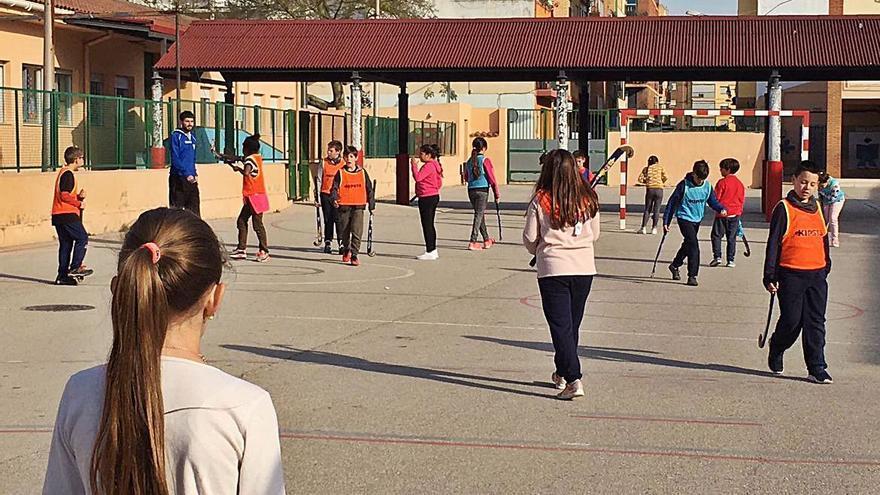 Marzà: «24.000 alumnes participen aquest curs en el programa 'Esport a l'escola'»