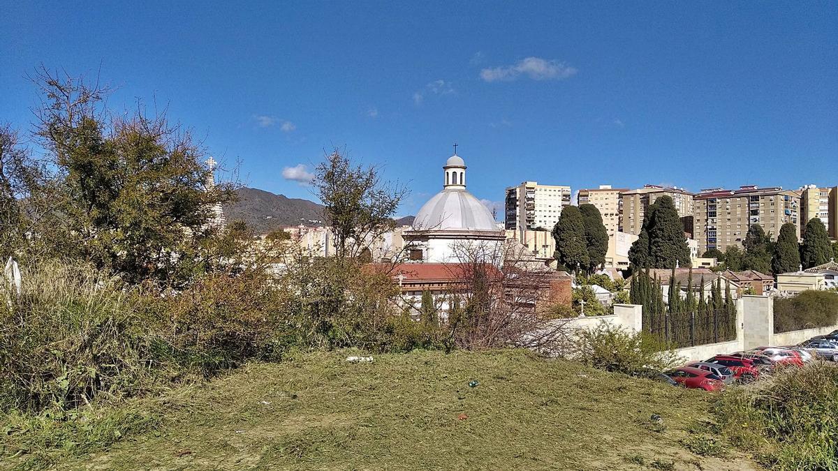 Vistas de altura a San Miguel.