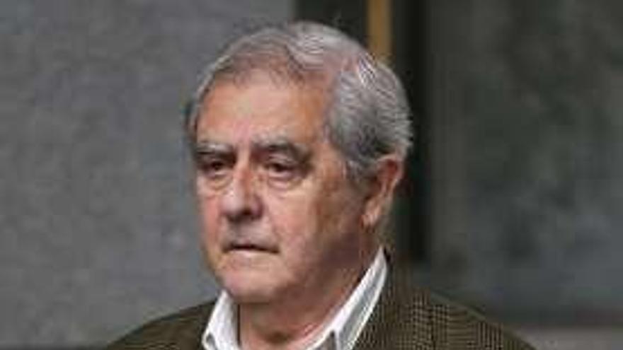 La jueza rechaza la excarcelación de Riopedre porque no empeoró su salud