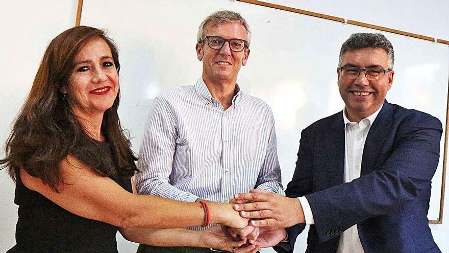 Javier Bas toma las riendas del PP de Redondela hasta el próximo congreso