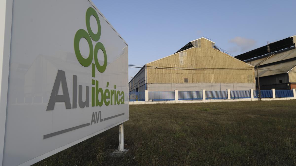 La planta avilesina de Alu Ibérica.