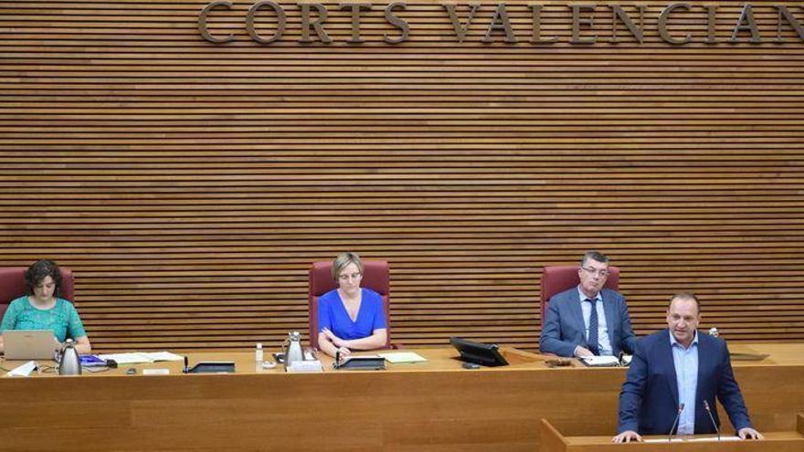 El Botànic saca adelante el decreto de Dalmau con todo el sector inmobiliario en contra