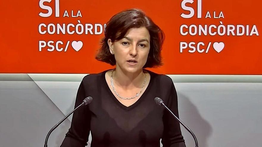 El PSOE situa Eva Granados de portaveu del Senat