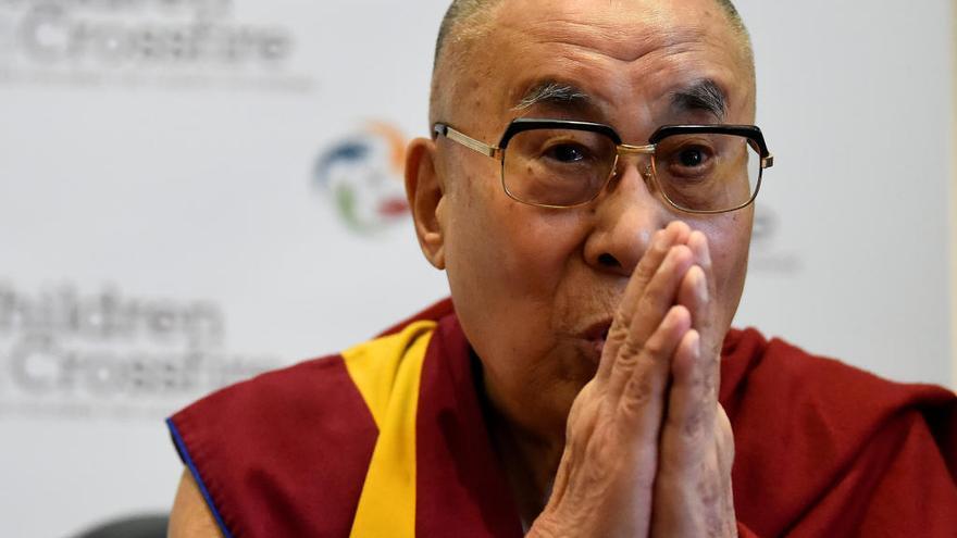 El Dalái Lama, hospitalizado por una infección respiratoria