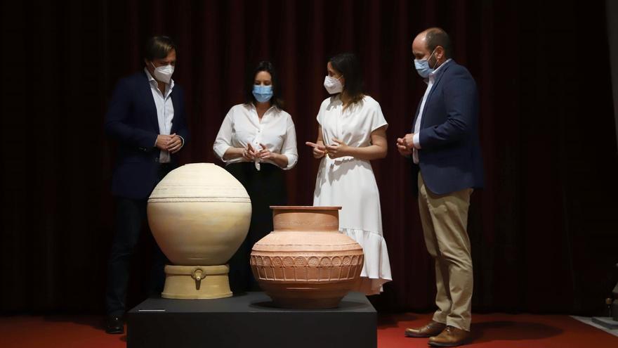 El Teatro Cómico y el Arqueológico acogen una muestra sobre el arte culinario en la Córdoba andalusí