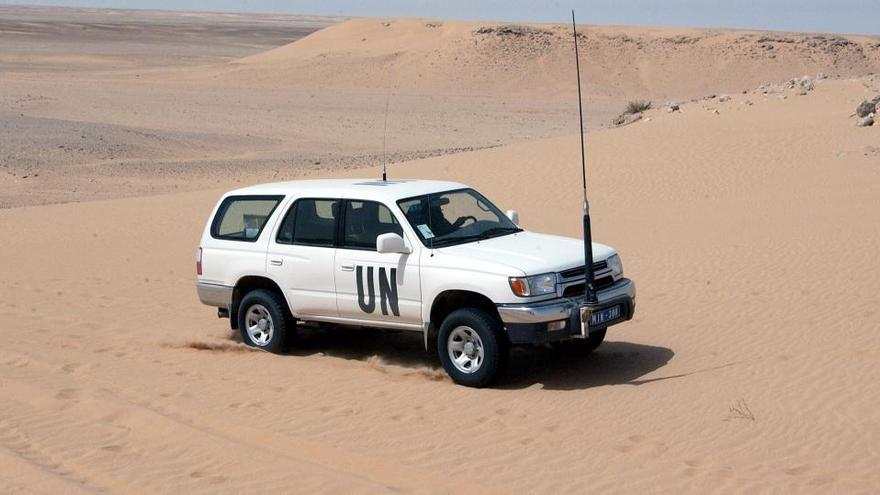 El ejército marroquí entra en el sur del Sáhara para romper el bloqueo del Frente Polisario