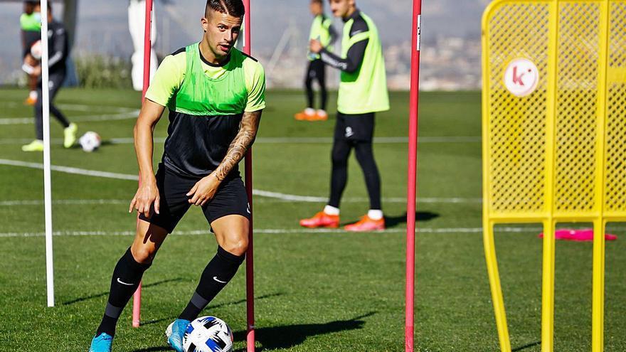 El Zamora ficha a otro Dani Hernández para el lateral