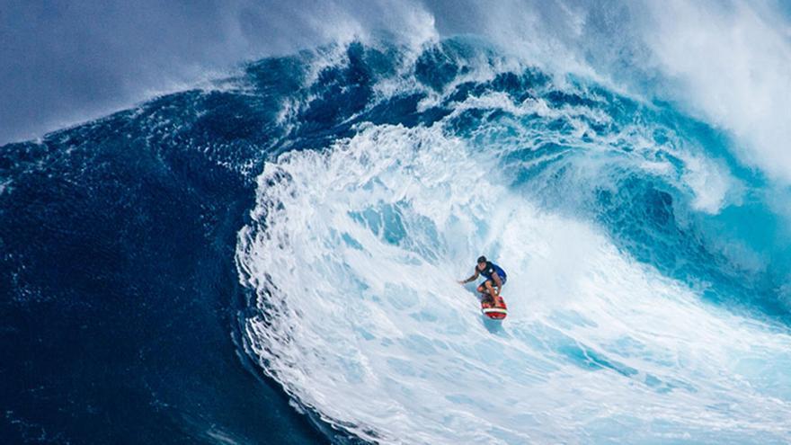 Las olas de Lanzarote, patrimonio natural y de interés deportivo