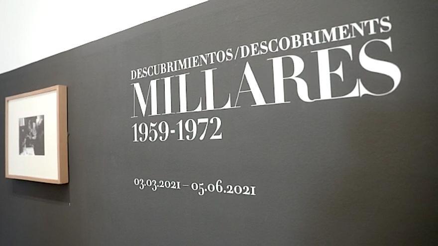 La aventura gráfica de Manolo Millares