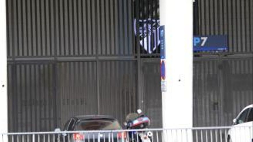 La Policía pide información financiera al Málaga CF